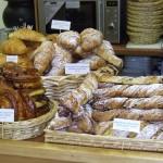Viennoiseries, croissant pain au chocolate