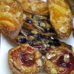Fruit and Almond Tartlets