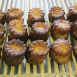 Canneles speciality from Bordaux